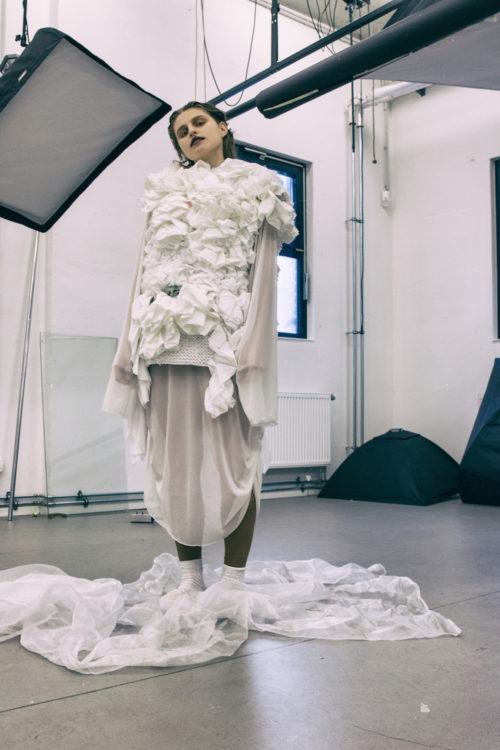 Berlin fashion students editorial interview