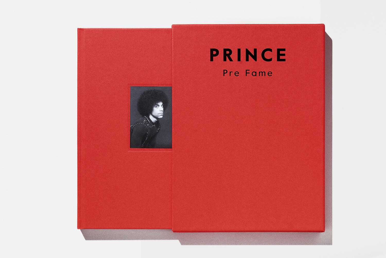 PRINCE 'PRE FAME' Book
