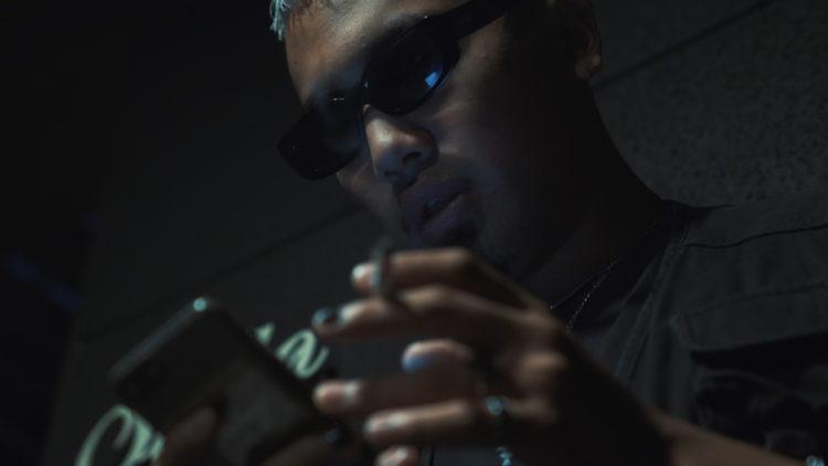 Rapper KZM Yentown Tokyo Video