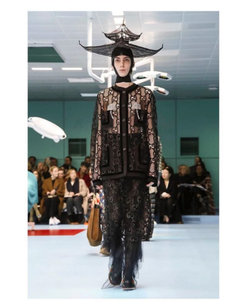 gucci cultural appropriation aw18