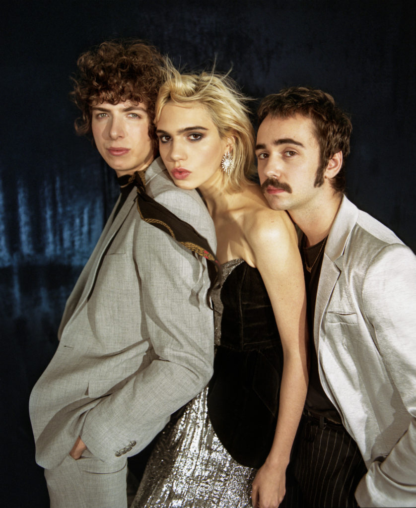Sunflower Bean Album Interview