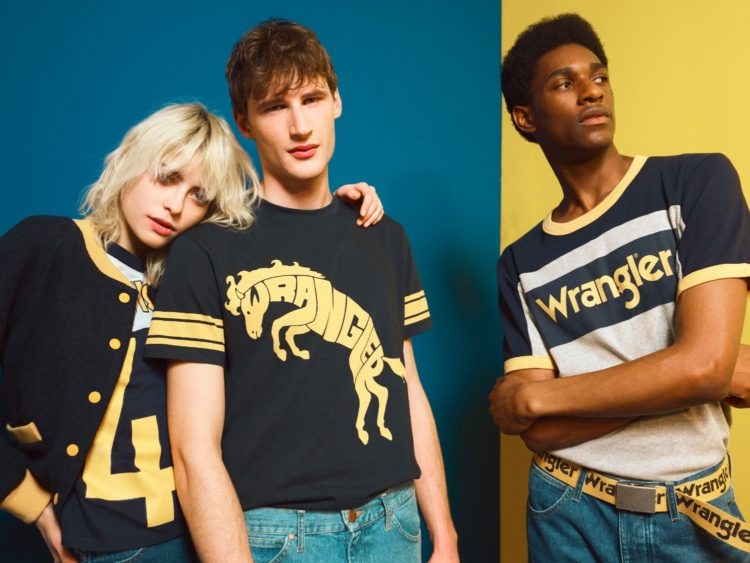 Wrangler Capsule Collection