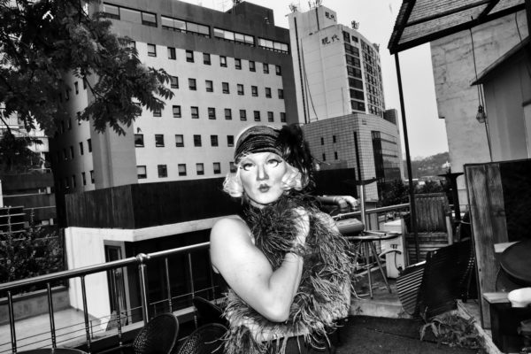 Drag Scene South Korea Argus Paul Estabrook