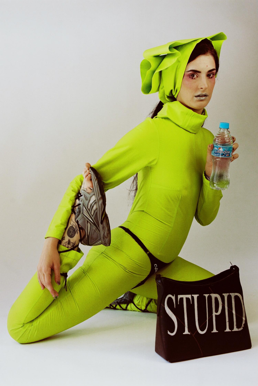 São Paulo Creative Scene On The Rise Fashion Art Brazil Feminism Collective Mirrorage