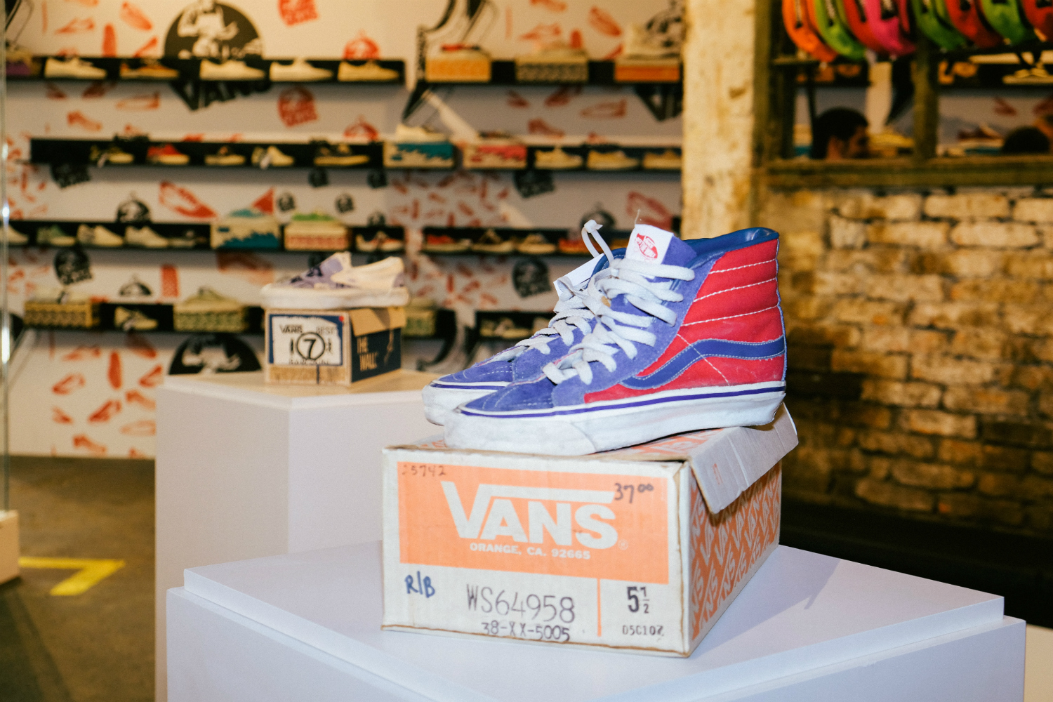 VANS OFF THE WALL B&&B BREAD AND BUTTER BY ZALANDO SHOES FASHION ERA SKATE