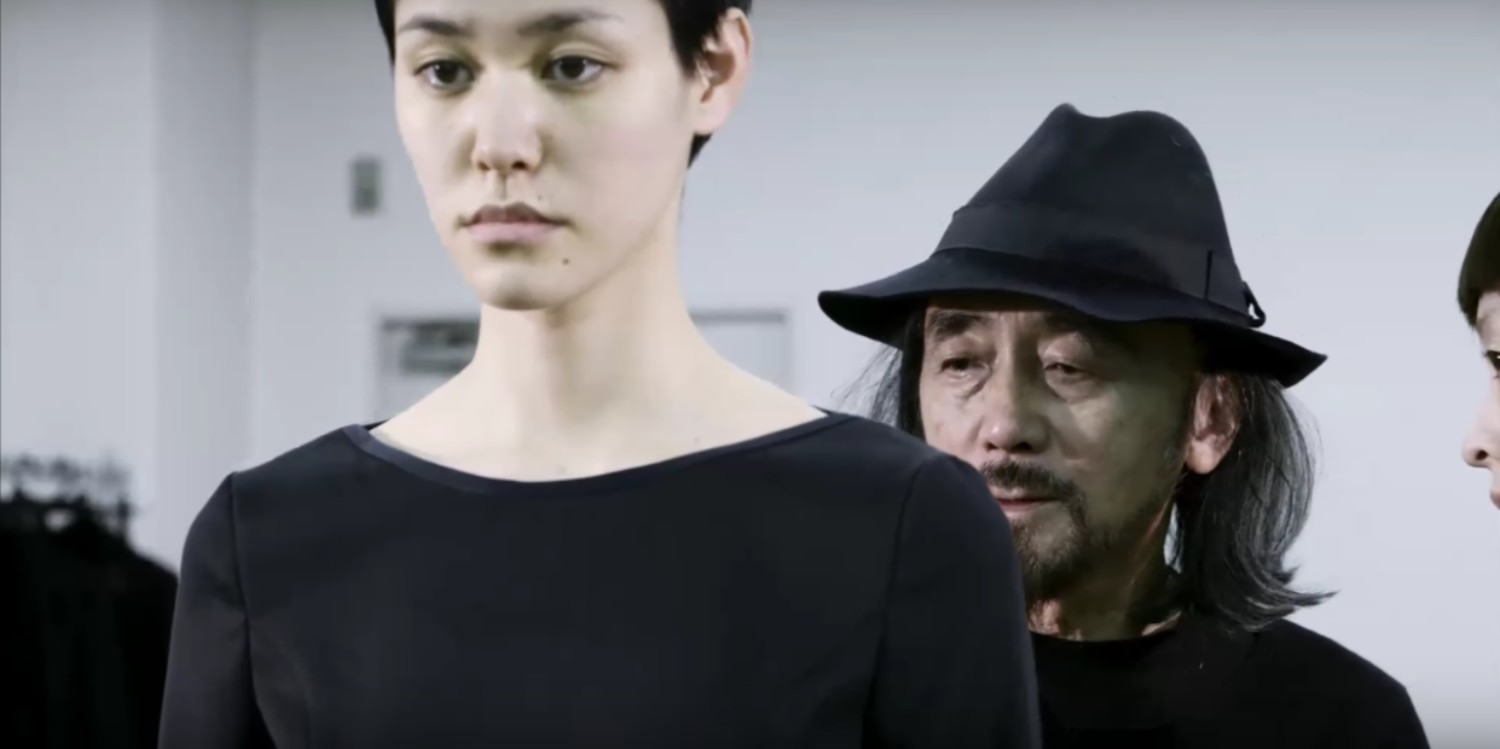 Know Your Icons The Architectural Finesse Of Yohji Yamamoto Indie