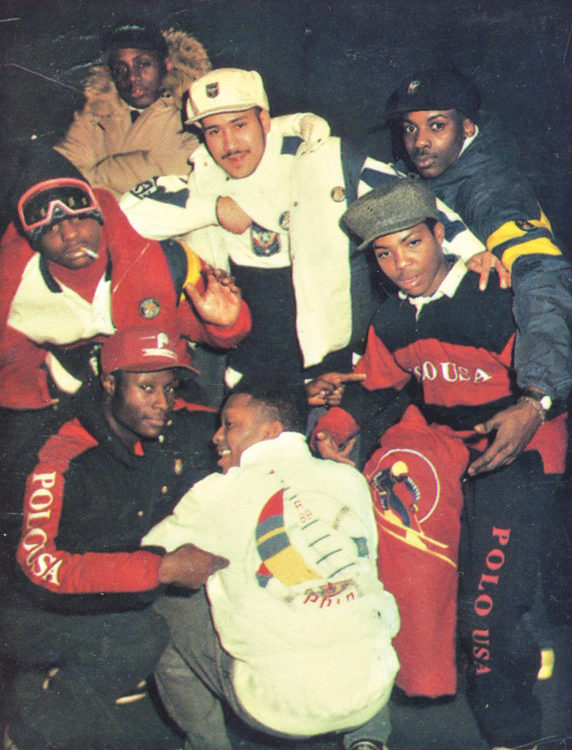How A Nyc Gang Took Ralph Lauren From Country Club Uniform To Streetwear Staple Indie