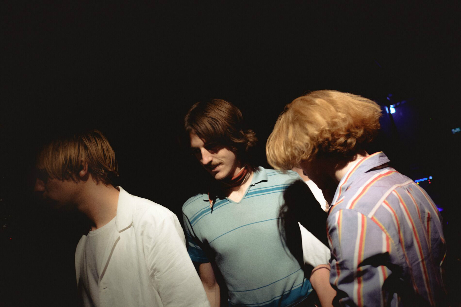 PARCELS INTERVIEW MUSIC AUSTRALIA NEWCOMER DAFT PUNK INDIE DISCO FUNK BERLIN