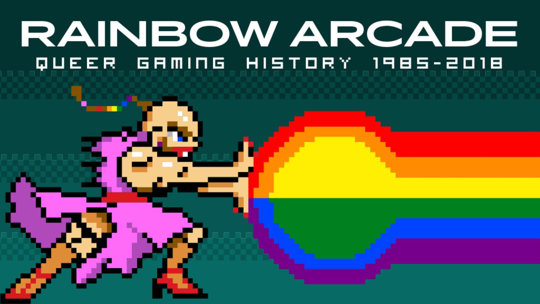BERLIN EXHIBITION QUEER VIDEO GAMES ART DIGITAL LGBTQIA SEX