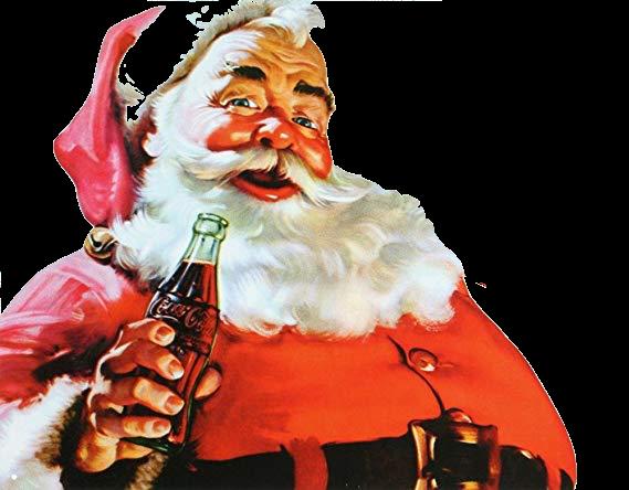 Coca Cola Christmas.How A Coca Cola Christmas Ad Is Saying F You To The Far