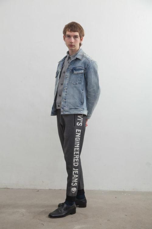 Levis Engineering Jeans