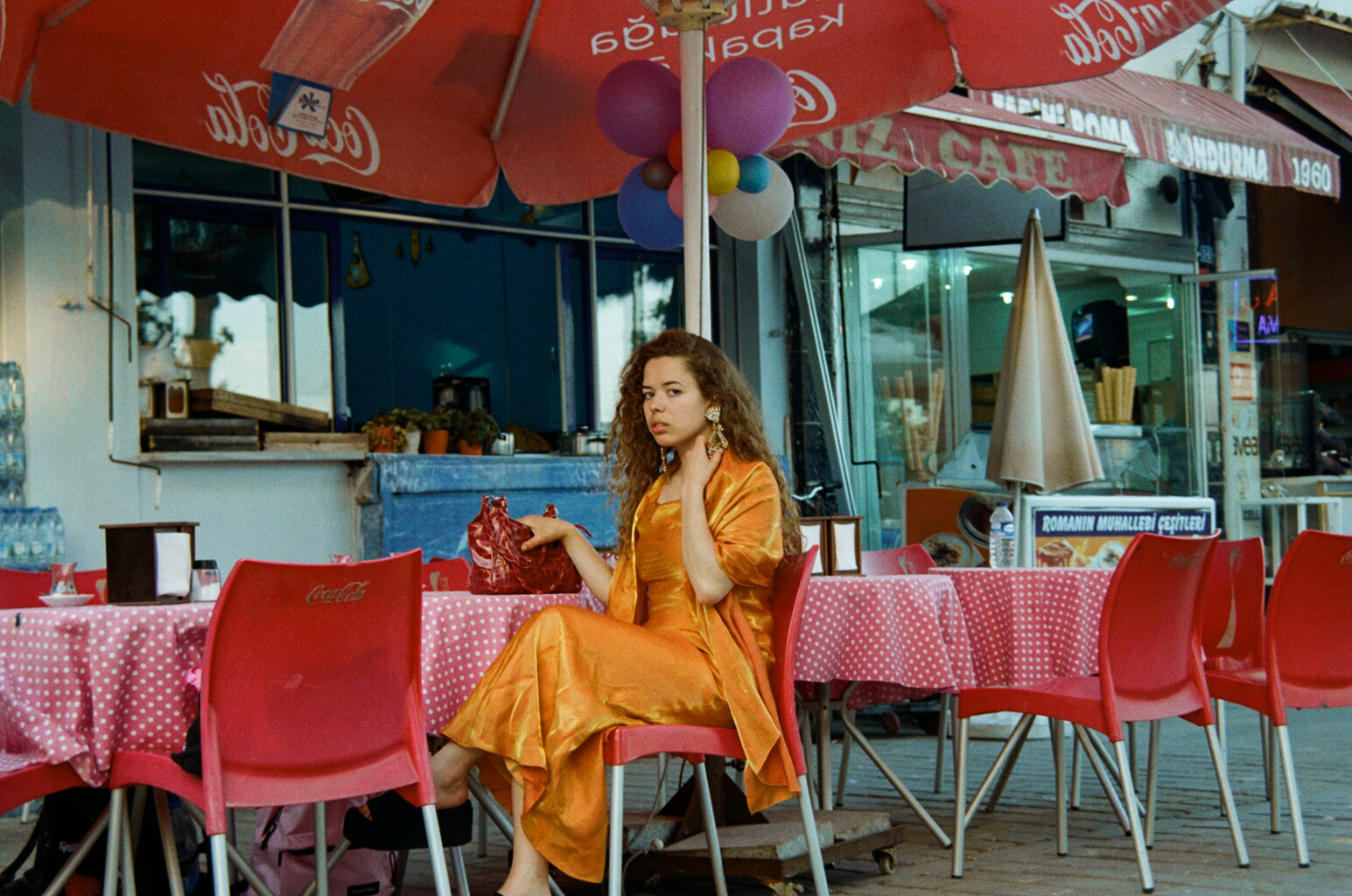 NILÜFER YANYA INTERVIEW MUSIC NEWS ALTERNATIVE INDIE ROCK KING KRULE MELT FESTIVAL