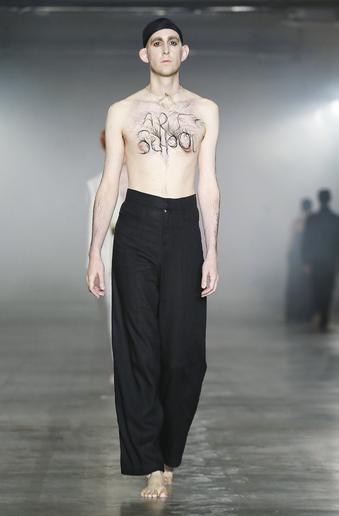 Art School's AW 2020 fashion show