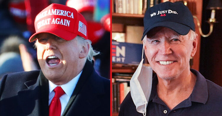The best moment in 2020 fashion? The end of MAGA hats.